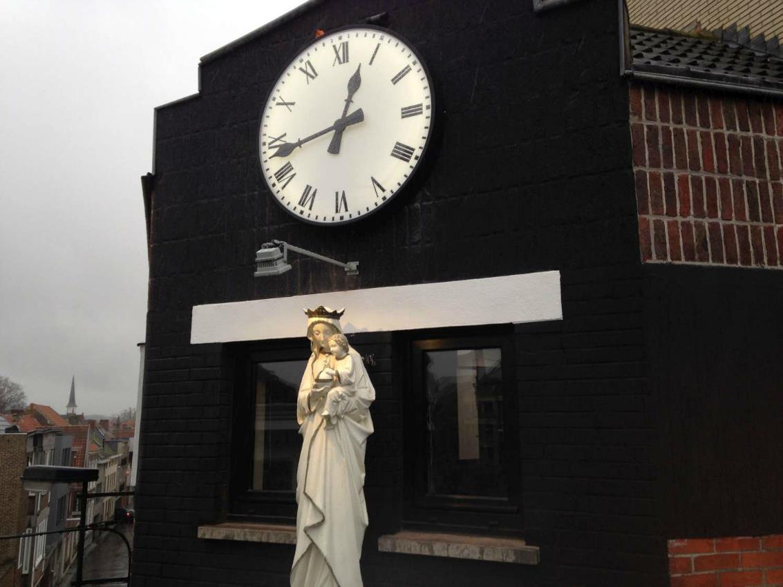 Horloge cadran